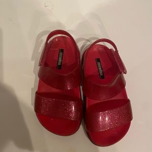 Mini Melisa sandals toddler